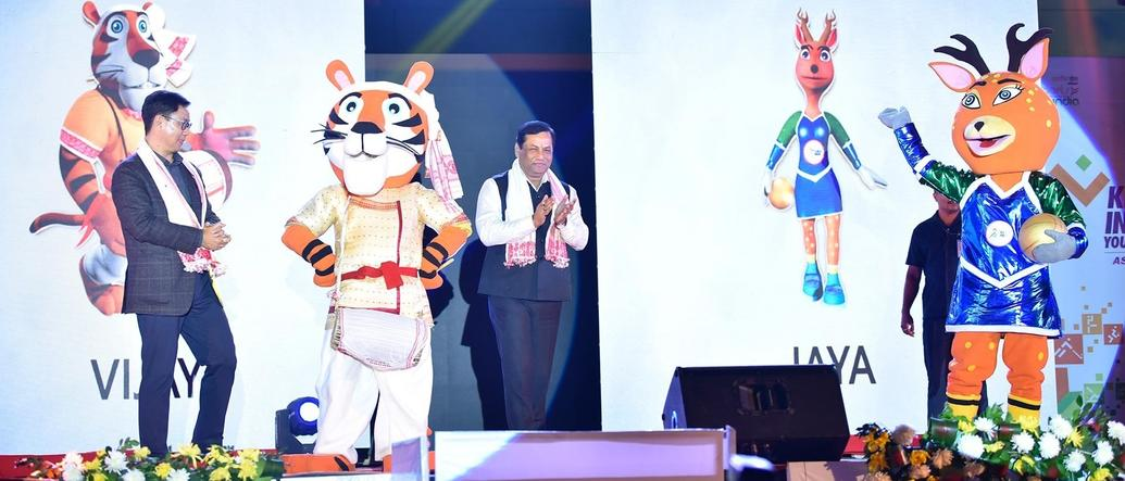 Launch Ceremony - Khelo India Youth Games, Guwahati, 2020